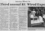 2001 RU Wired